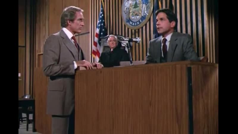 Она написала убийство Судебная ошибка 1985 реж Сеймур Робби