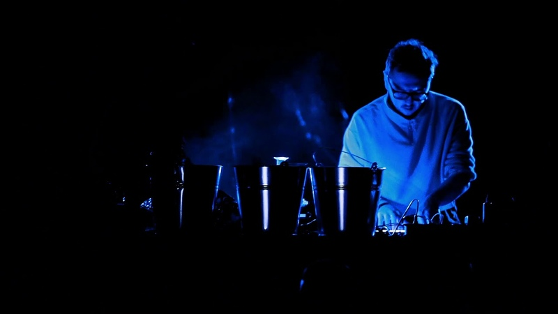 Broken Composers live performance in Russian techno headquarters Muta.bor club