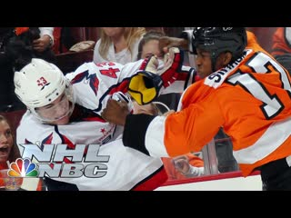 Top 10 NHL fights of all time _ NBC Sports