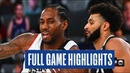 LA Clippers vs Denver Nuggets - Full Game Highlights | Game 3 | 2020 NBA Playoffs