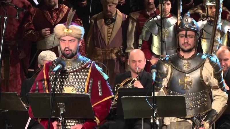 Pieśń o Małym Rycerzu - Koncert Galowy w hołdzie Żołnierzom Wyklętym 2015