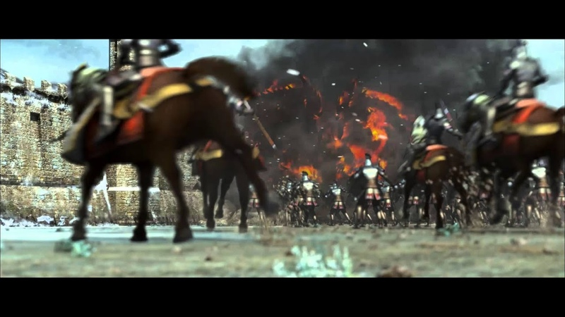 Eudemons Online Shadow Knight Official CG Trailer Salvation of the Shadow