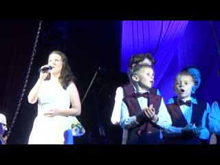 Татьяна Кармалеева - Ave Maria (Сергиево-Посадский оркестр) )