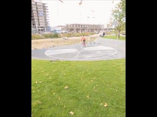 Hamburg - rc-drone/pov mtb action - ig