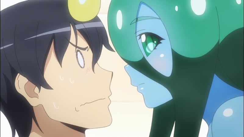 18 MiraiDuB Повседневная жизнь с девушкой монстром Monster Musume no Iru Nichijou 4 серия MVO