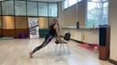 Стретчинг со стулом от Алёны Телиш