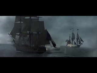 "Клип по фильму ""Хозяин морей"" Clip based on the movie ""Master of the Seas"""