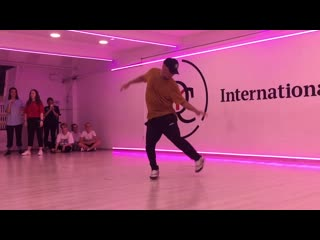Hip-Hop by Ahmed Poteev | International Dance Center