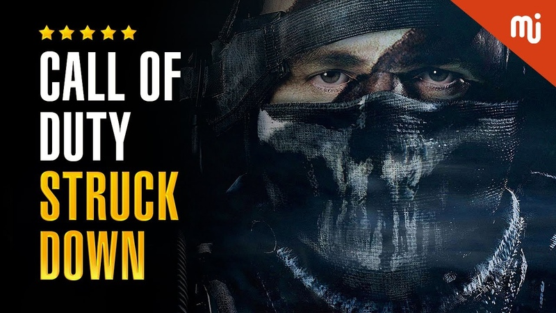 Call of Duty Ghosts PC Gameplay 1080p Struck Down