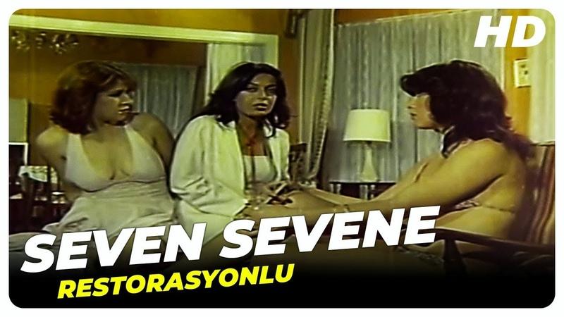 Seven Sevene Zerrin Egeliler Eski Türk Filmi Tek Parça Restorasyonlu