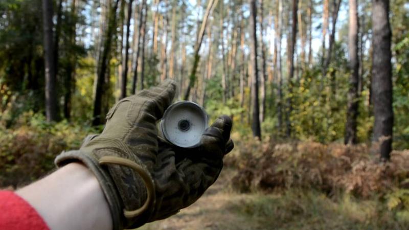 Гильзы для подствольного гранатомета от Басмач Airsoft