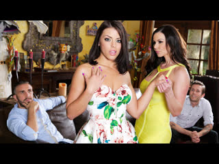 [Brazzers] Kendra Lust, Adriana Chechik - Our Sons Girlfriend Remastered