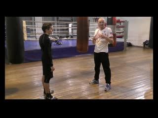 Бокс- как сбивать удары соперника
