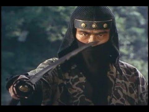Тень воинов Хаттори Ханзо 4 серия Shadow Warriors Kage No Gundan 1981