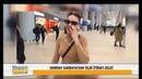 """SERENAY SARIKAYA ile CEM YILMAZ YILIN AŞKI"""" Serenay Sarıkaya Kabul Etti"""
