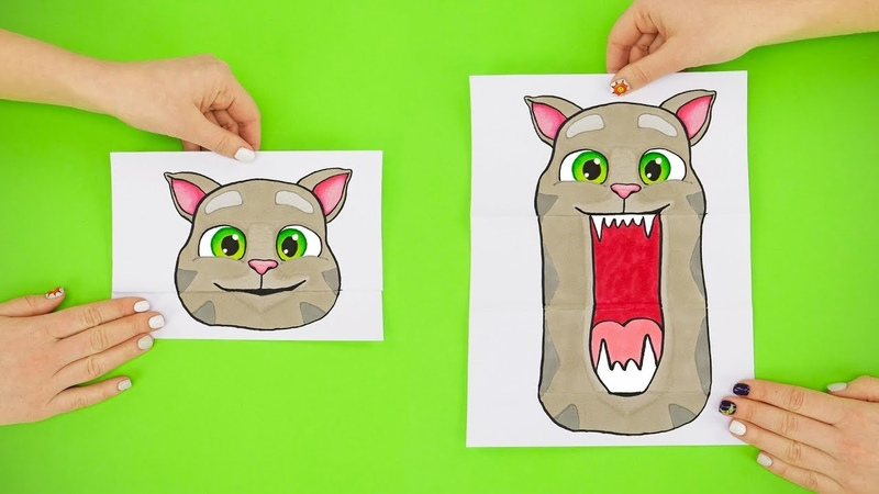 Funny Things You Should Try To Do At Home 9 AMAZING CRAFTS FOR FAMILY AND FUN