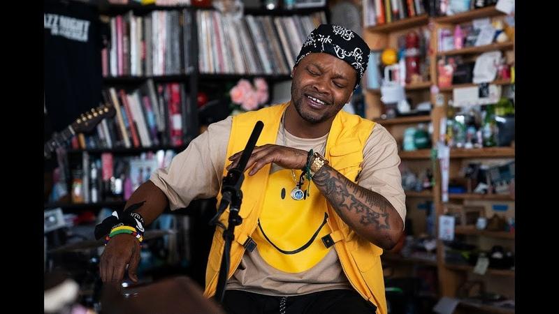 BJ The Chicago Kid NPR Music Tiny Desk Concert