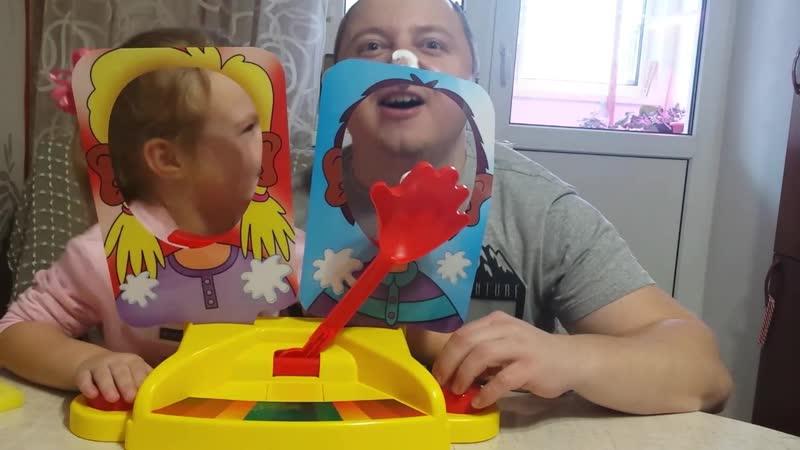 Отец vs Дочь Битва за хайп