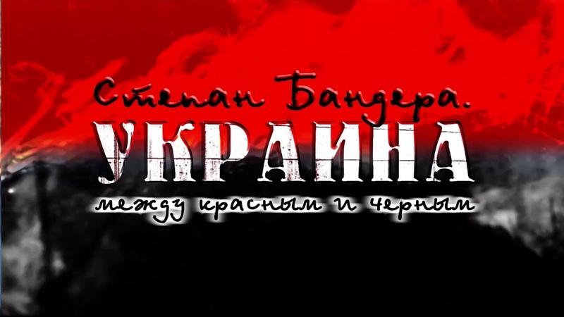 Степан Бандера Террористы Украина между красным и черным 2015