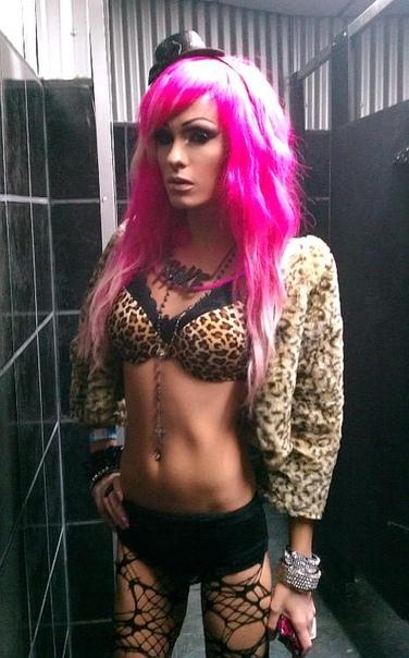 Pink Bitch Trap Pettanko Femboy Pinkhair