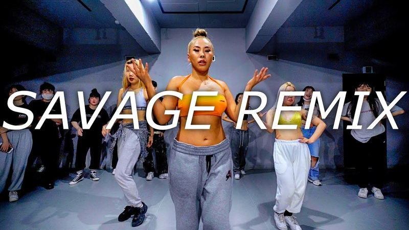 Megan Thee Stallion Savage Remix JIWON SHIN choreography