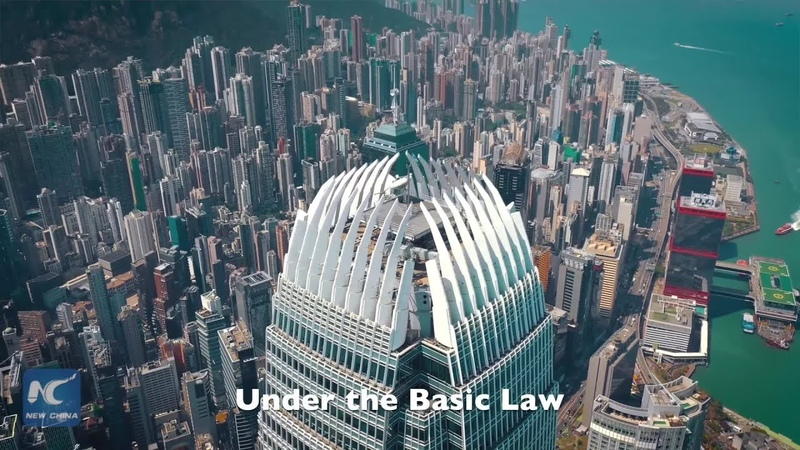 Xinhua Special China's HK national security legislation