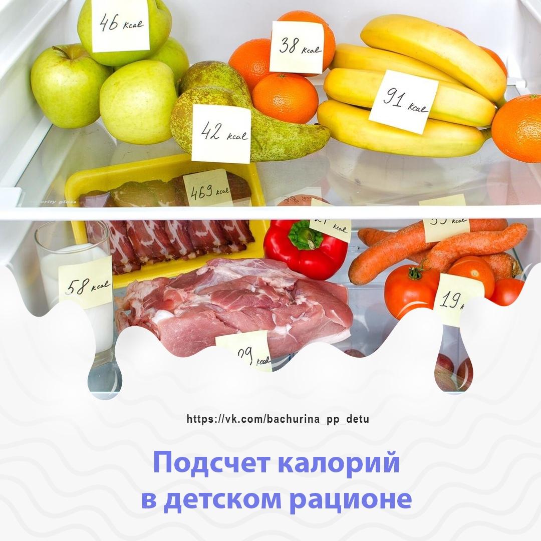 Счет калорий чтобы похудеть