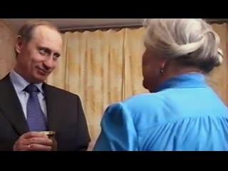 Неизвестный Путин. (Мир и война). 2000 г