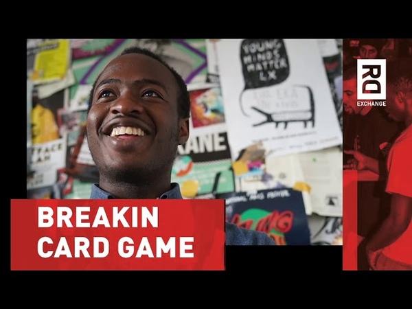 Breakin Card Game Bboy RYOJI vs BBOY Dale ft Just Roc