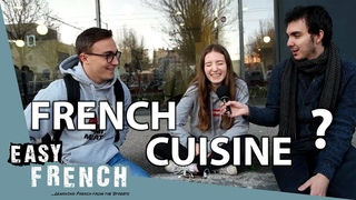 What do the French really eat? | Easy French 75
