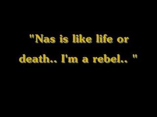 Nas - Nas Is Like ( Lyrics )