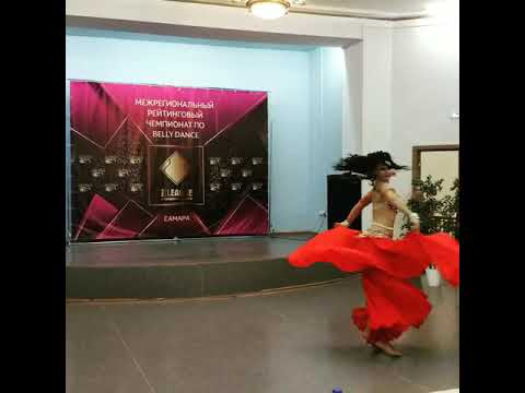 BELLY DANCE DARET EL AYAM IMPROVISATION NATALIA LISEEVA