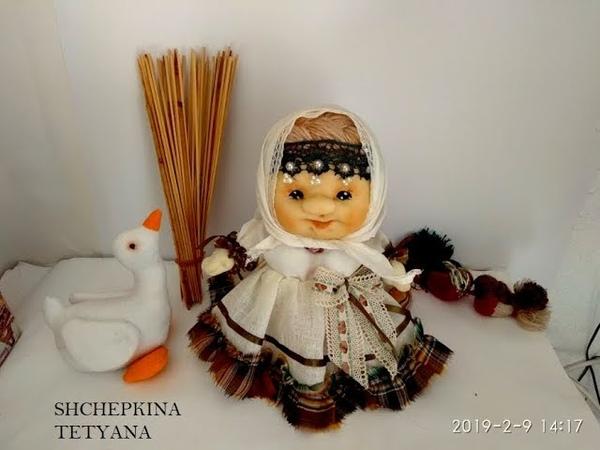 Кукла из капрона Голова куклы из капрона Cabeza Estilo soft muñeca soft