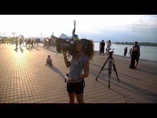 Съемки телешоу Пекинский экспресс в Нижнем Новгороде (0+)