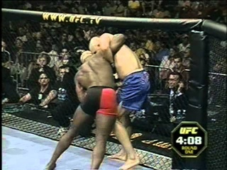 Kevin Randleman vs  Chuck Liddell UFC 31