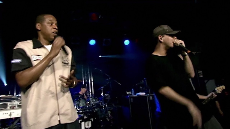 Linkin Park Jay Z Collision Course Live At Roxy Theatre