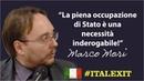 Marco Mori: la piena occupazione di Stato è una necessità inderogabile.