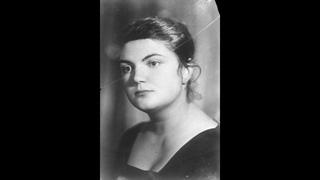 Oxana Yablonskaya plays 5 Schubert-Liszt lieder – 1979