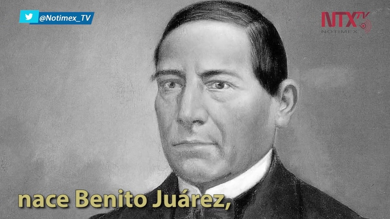 21 de marzo Natalicio de Benito Juárez