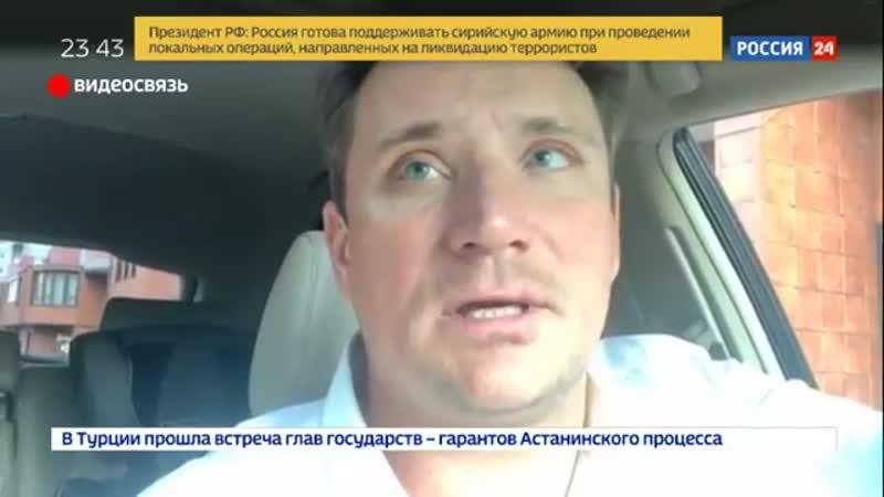 Валентин Рыбин об обмене пленными между Киевом и Донбассом