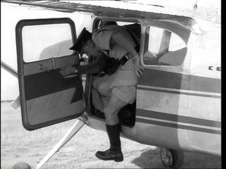 Airborne Police Dog (1958)