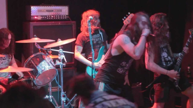 Ramming Speed Doomed to Destroy, Destined to DieBetrayed LIVE [HD]