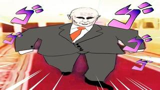 Analyzing the Body Language of Wide Putin
