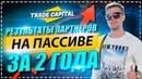 Trade Capital Bot Результаты партнёров за 1 2 года