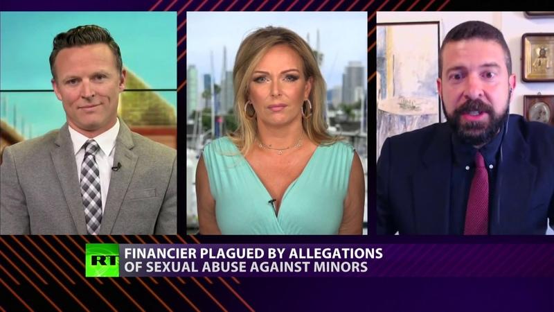 CrossTalk on Epstein Predatory Elites