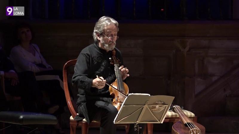 Festival Internacional de Música y Danza de Úbeda 2019 Jordi Savall Carlos Núñez