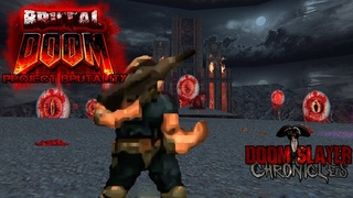 Doom Slayer Chronicles + Project Brutality 3.0 - The Final Battle In Hell