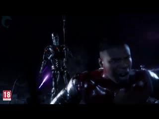 Терминатор в Mortal Kombat 11