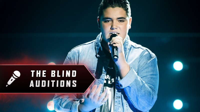 Blind Audition Jordan Anthony Rabbone What About Us The Voice Australia 2019