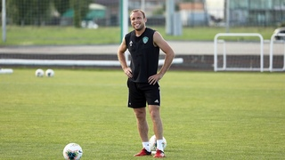 Interview of Denis Glushakov